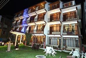 HOTEL  NATRAJ , MANALI