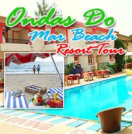 Ondas Do Mar Beach Resort, GOA
