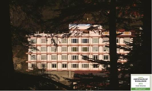 silverine hotel 3 star shimla