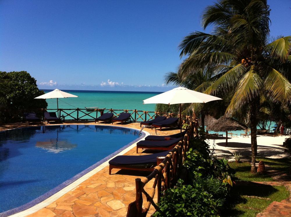 A Pool at Ras Nungwi Beach Hotel
