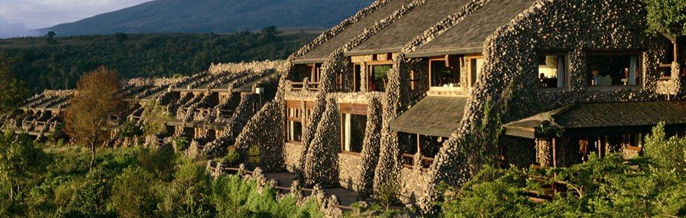 Ngorongoro Crater Serena lodge