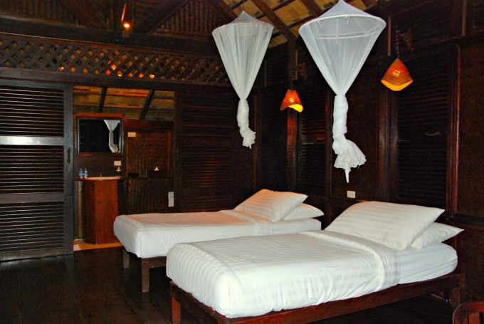 Luang say Lodges
