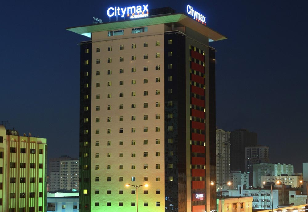 CITY MAX DUBAI