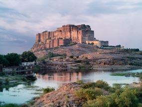 Meharangarh Fort
