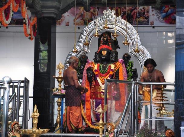 Anjaneyyar Temple