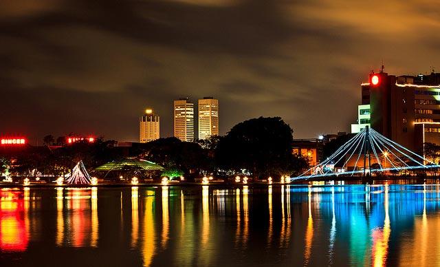 Colombo at Night
