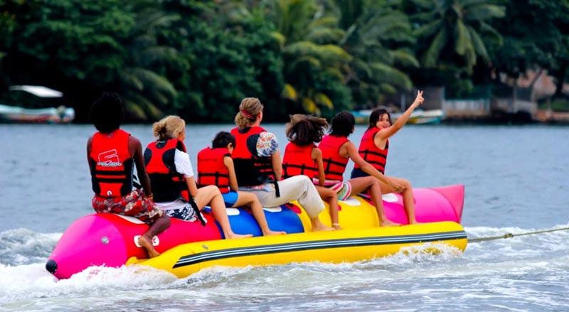 Water Sports in Bentota