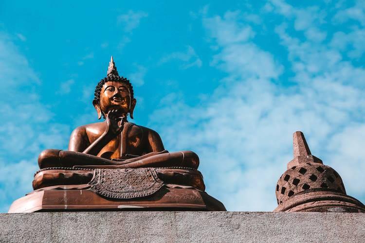 Gangarama Temple