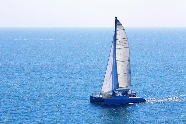 Jade Sail