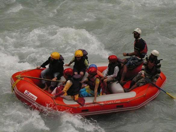 Water water Rafting