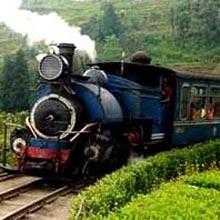 Rail Ticketing Service