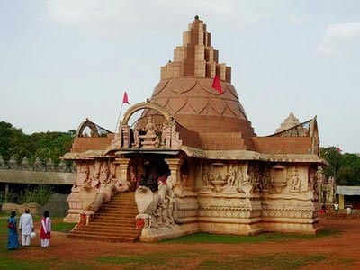 Jain Temple at Amarkantak
