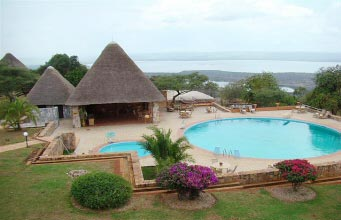 The View  of Akagera Game Lodge