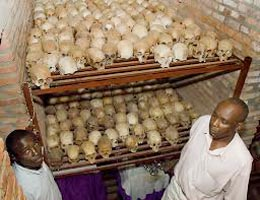 Nyamata Catholic Church Genocide Memorial