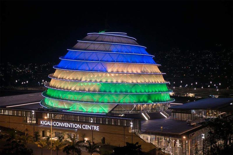 Visit Kigali Convention Center