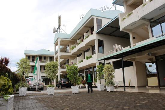 Virunga Hotel
