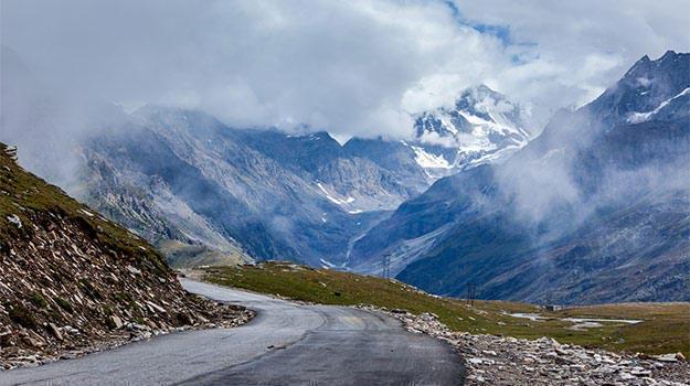 Manali Roads