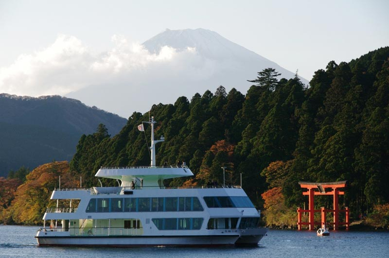 Mt. fuji & Lake Ashi Cruise