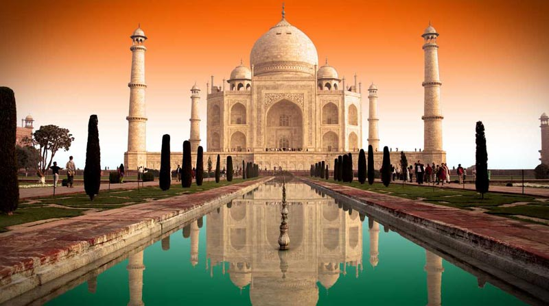 Wonder of World The Taj Mahal